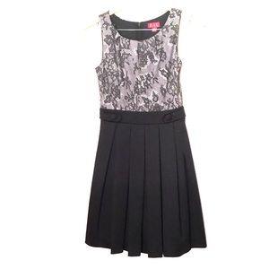 Elle Black dress 2